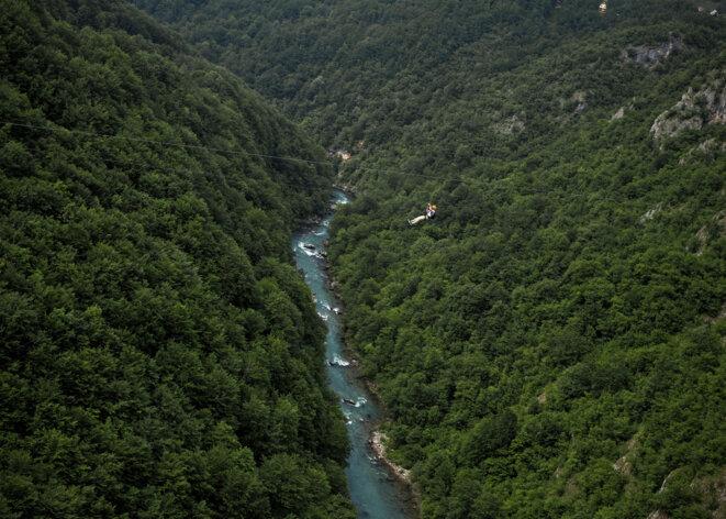 Balkans: la destruction programmée des dernières rivières sauvages d'Europe
