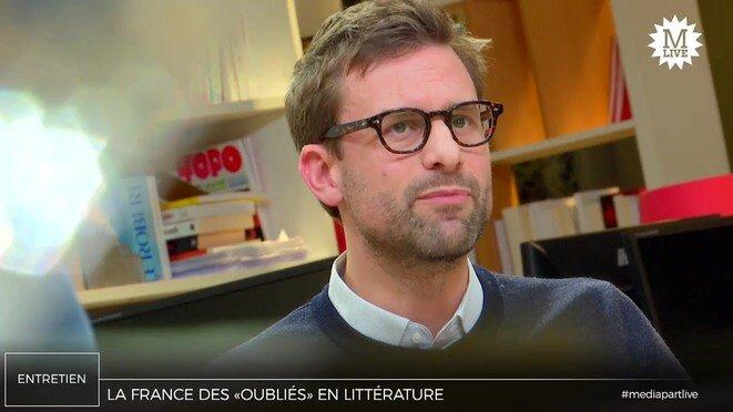 Nicolas Mathieu: «Beaucoup de mes personnages ressemblent aux gilets jaunes»