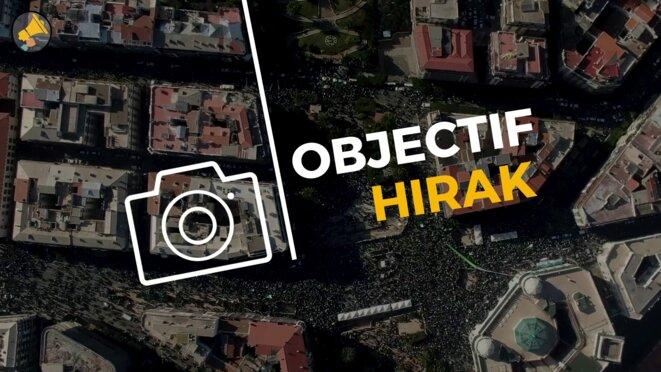 «Objectif Hirak»: une révolution en marche suivie par cinq photographes algériens