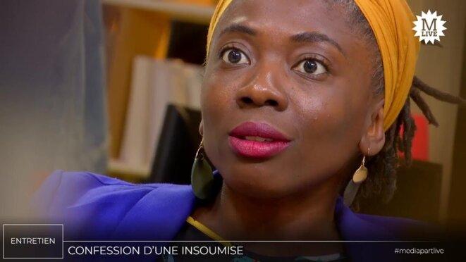 Danièle Obono: «Les perquisitions subies par la FI sont une attaque politique»