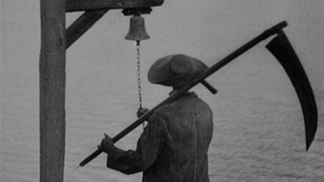 Film Vampyr de Dreyer