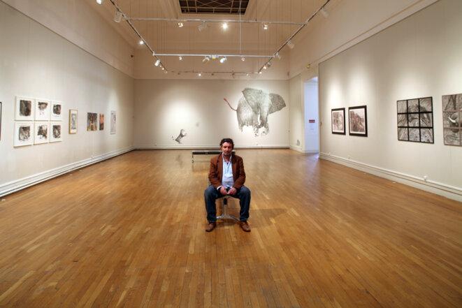exposition du 5 avril au 4 août Musée d'art de Toulon © Patrick Sirot