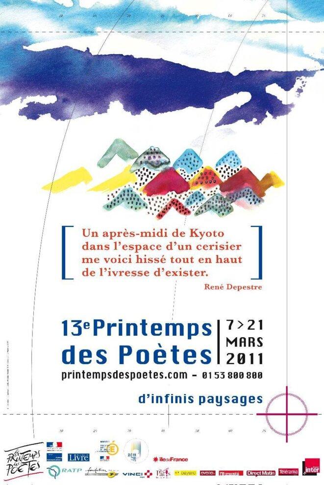 © Printemps des poètes (R. Depestre)