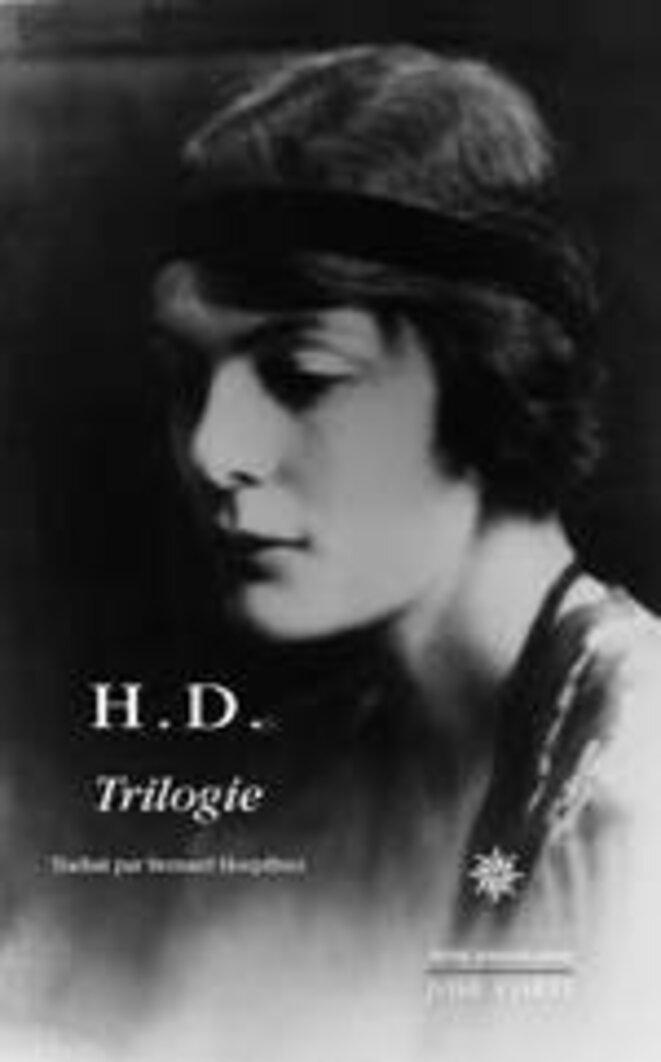 L'écriture féerique de Hilda Doolittle dans Actualité éditoriale, vient de paraître H._D._couve_trilogie
