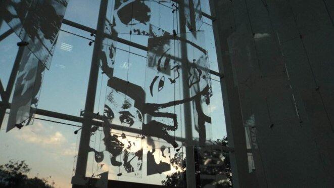 Installation de Mario Benjamin