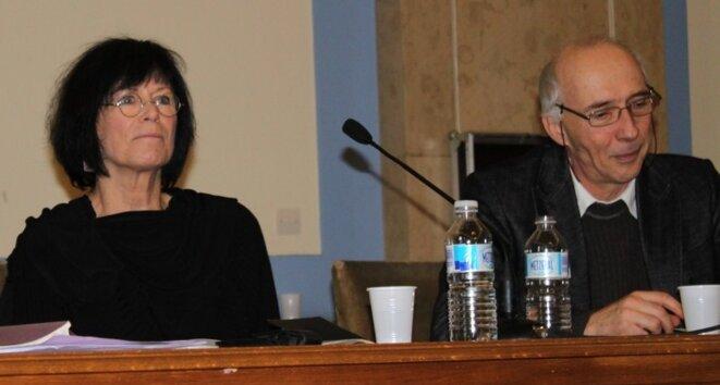 Denise Desautels & Paul Bélanger