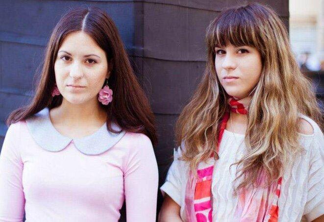 Tatiana et Marina Moshkov
