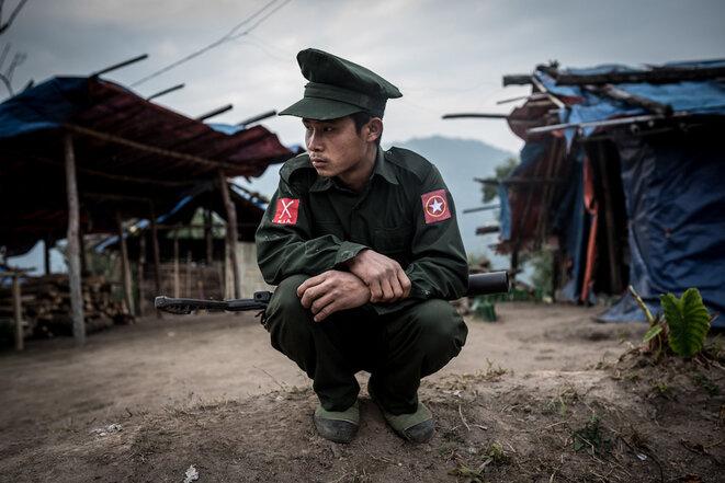 En Birmanie, la guerre contre l'opium (1/2)