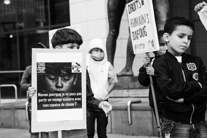 Les enfants de sans-papiers, les oubliés de la crise sanitaire