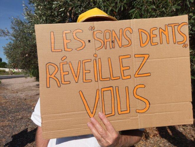 Rentrée des Gilets Jaunes à Perpignan!