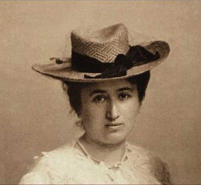 Rosa Luxemburg - Images pour un 150e anniversaire