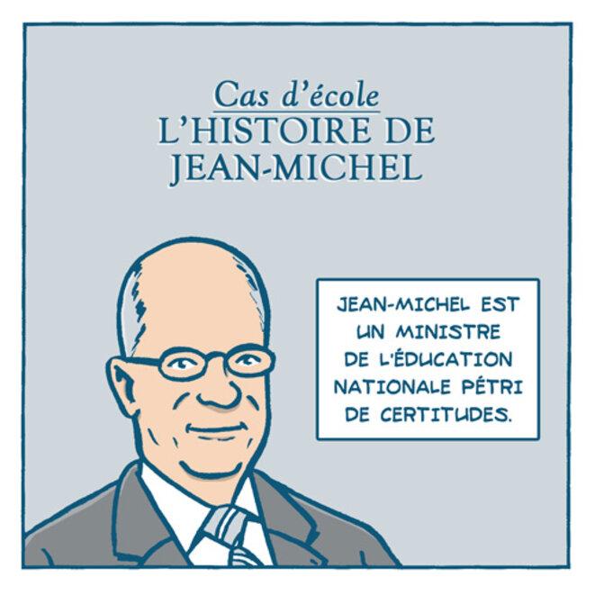 Cas d'école - L'histoire de Jean-Michel