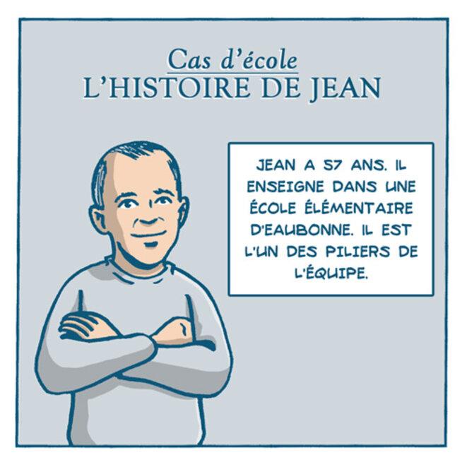 Cas d'école - L'histoire de Jean