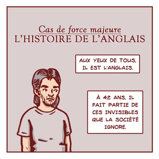 Cas de force majeure - L'histoire de l'Anglais