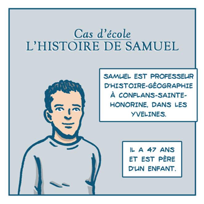 Cas d'école - L'histoire de Samuel