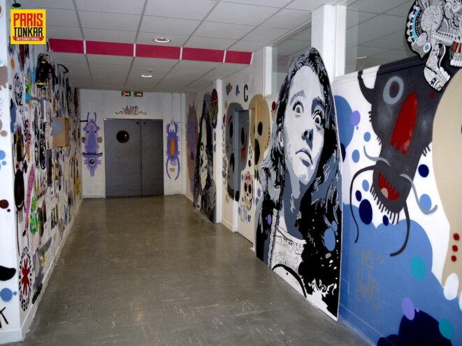 Masques et Vanités au collège Charles de Gaulle
