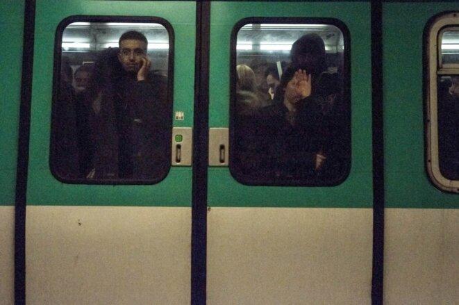 """""""Moments de grâce"""" sur la ligne 13"""