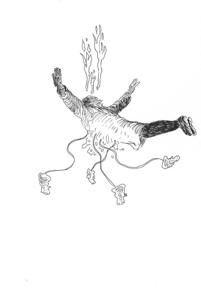 Damien MacDonald, artiste «extemporain»