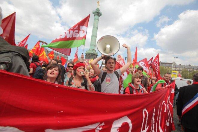 Bastille-Nation, un dimanche 5 mai