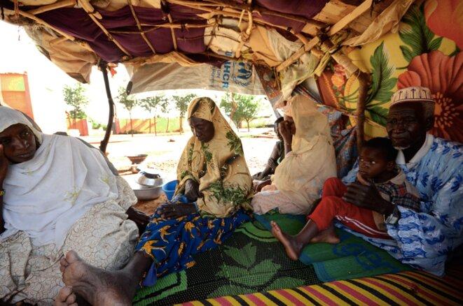 Fuir la guerre au Mali