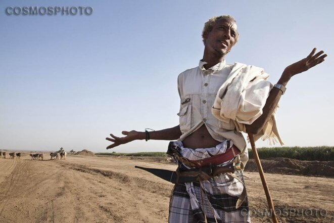 En Ethiopie, avec les paysans expropriés
