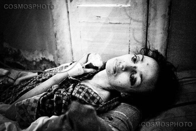 Russie: dans le mouroir des tuberculeux
