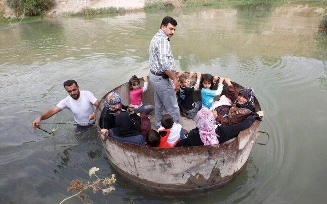 La Syrie dévastée