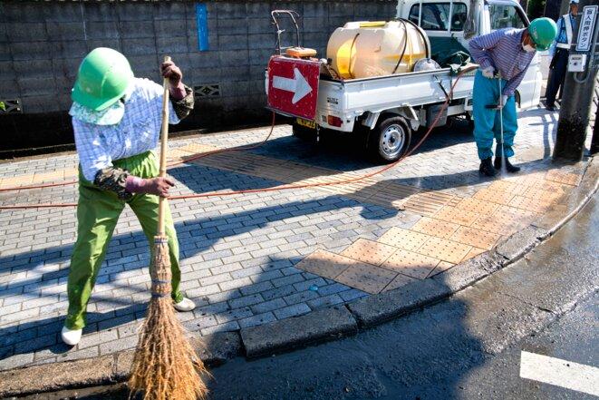 Fukushima (4/7): la décontamination