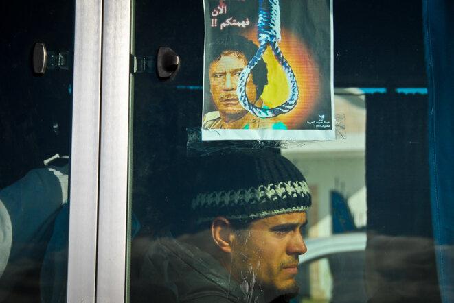 La révolution libyenne, de l'exode aux élections