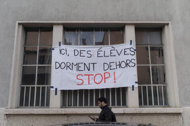 Lyon - Enfants sans toit, depuis plus de trois ans la situation reste inchangée
