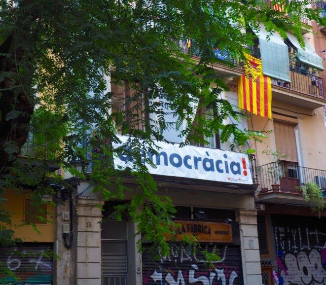 8 Novembre: grève générale à Barcelone