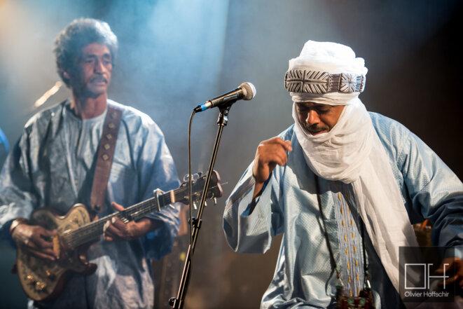 Le blues touareg de Tinariwen à La Maroquinerie
