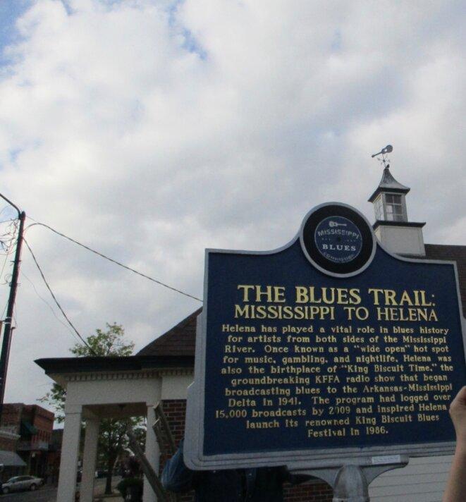 L'Amérique du Blues -- Helena en Arkansas, King Biscuit Time contre vents et torrents