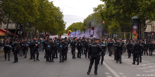 Série « Cops II » (30.06.2020)