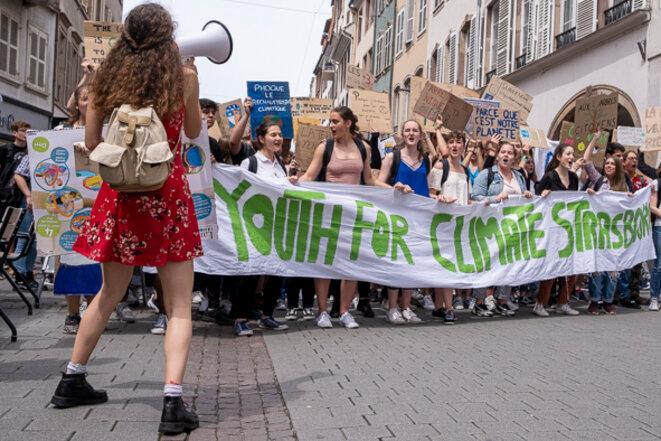 Dérèglement climatique: la jeunesse est devant nous