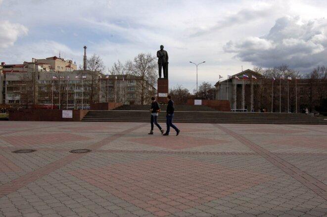 Images de Crimée, région mosaïque convoitée par Moscou