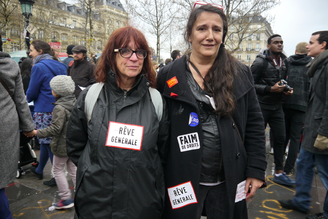 «Peut-être que l'on assistera au Printemps de Paris!»