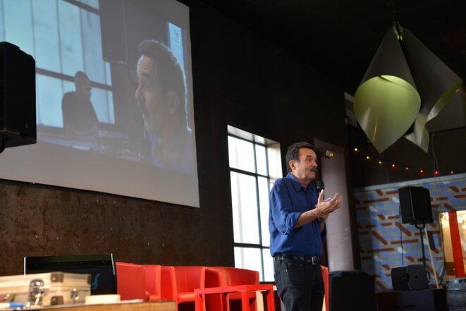 Retour en images sur les 10 ans de Mediapart à la Friche la Belle de Mai à Marseille