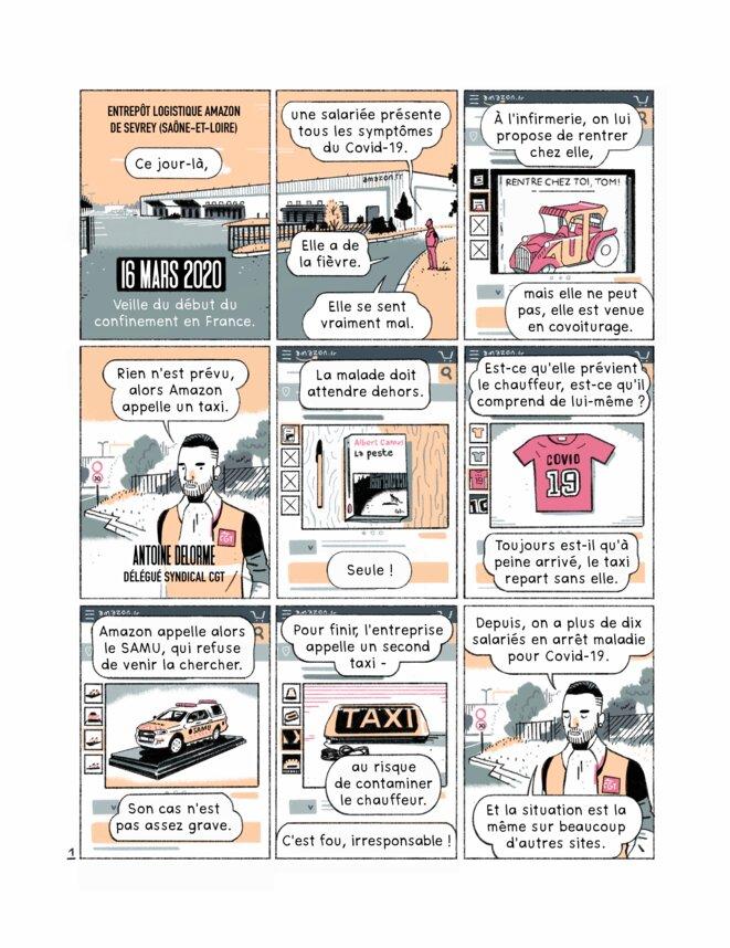 Chair à carton - Retour sur le mois où Amazon a tiré profit de la pandémie #16