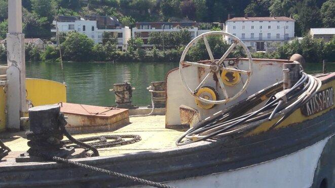 Les quais de Saône: berges bucoliques dans la métropole