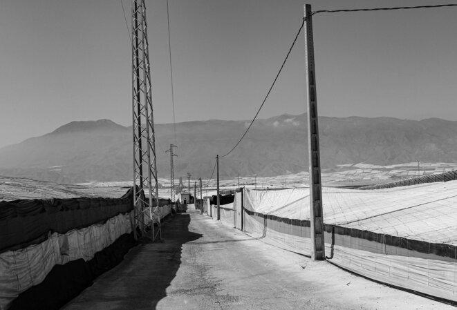 Espagne - La désolation d'un désert nourricier qui sème la mort