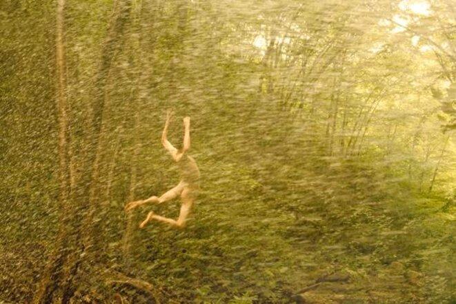 Alex Hurricane, 2010 © Ryan McGinley