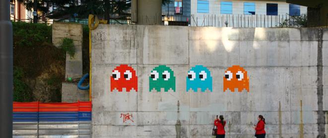 Bilbao, 2007 © Space Invader
