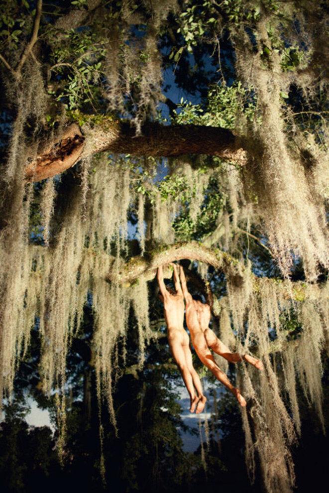 Spanish Moss, 2013 © Ryan McGinley, courtesy Galerie Perrotin