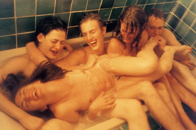 Untitled Bathtub, 2005 © Ryan McGinley