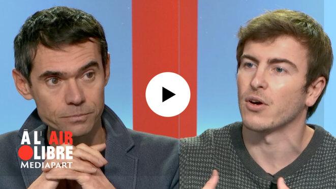 «A l'air libre»: Blanquer, Darmanin, deux ministres sommés de rendre des comptes