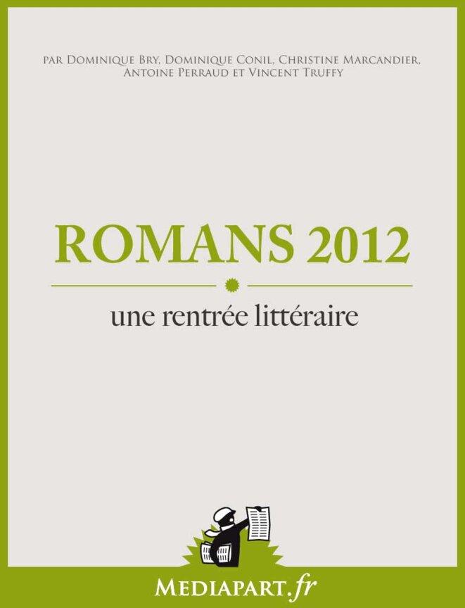 Romans 2012, une rentrée littéraire