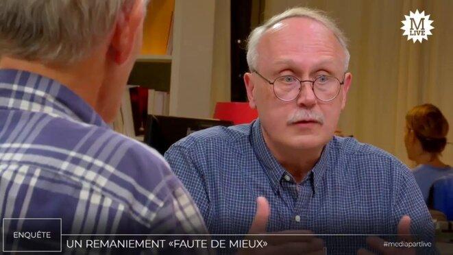 Remaniement: selon Luc Rouban, «le pouvoir macronien est fragile»
