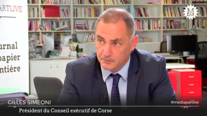 «Aquarius»: «La Corse a un rôle de passeur entre les rives nord et sud de la Méditerranée»