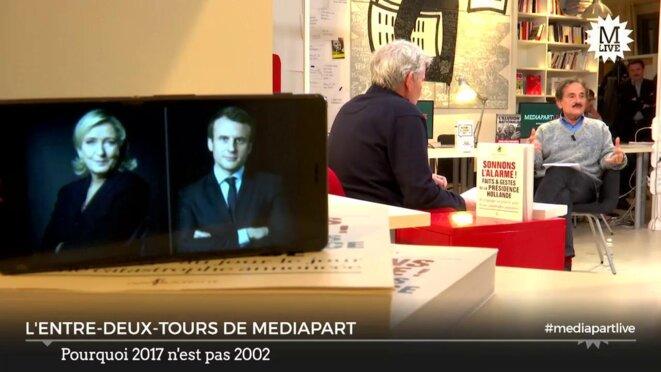 Michel Broué: pourquoi il nous faut voter Macron